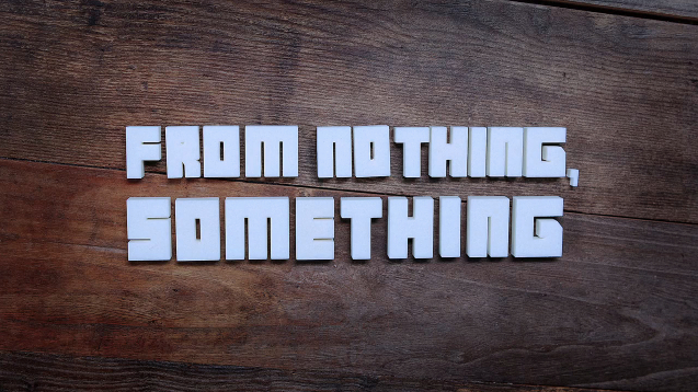 """From Nothing, Something"" a film by Tim Cawley"