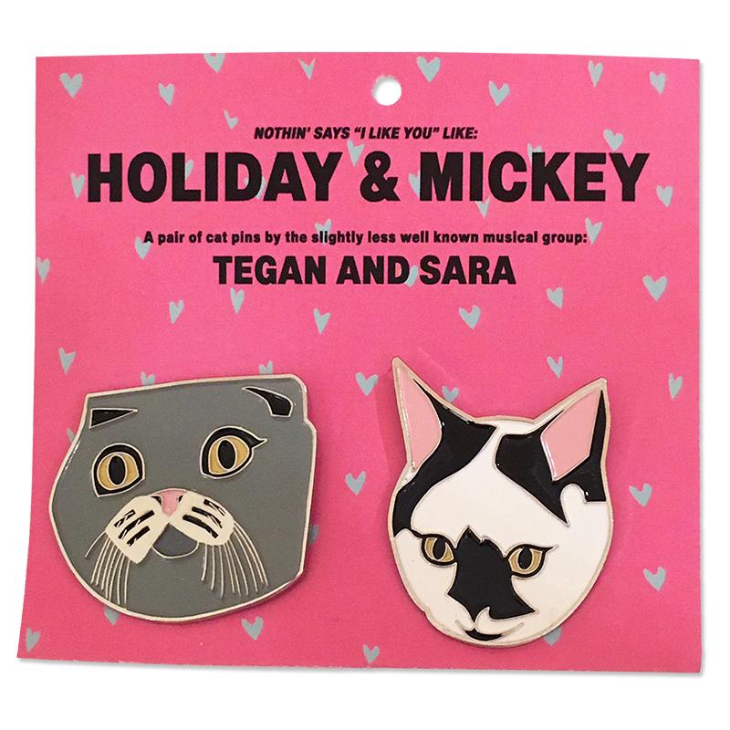 TeganAndSara-Holiday-Mickey-pins