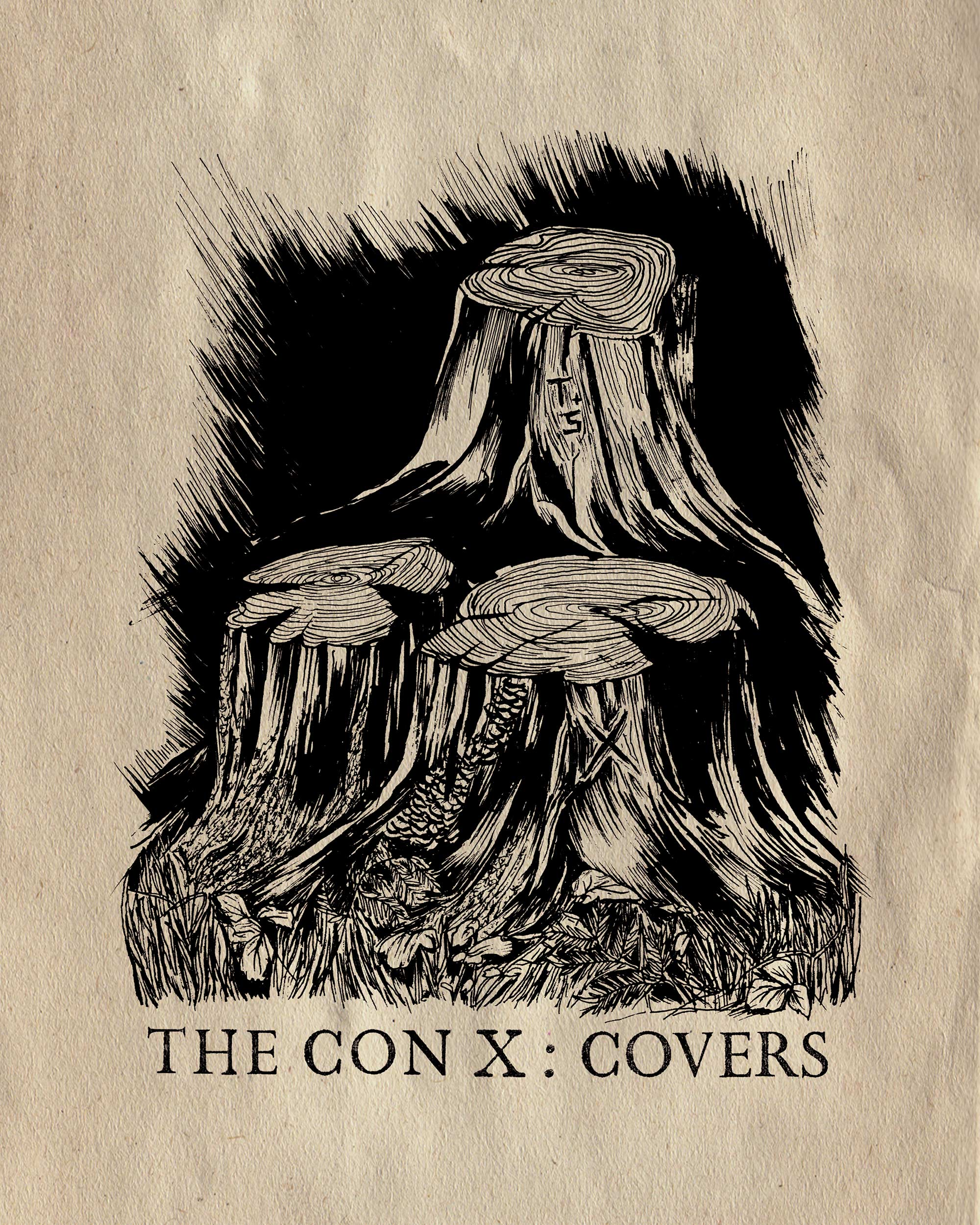 The Con X Album Cover