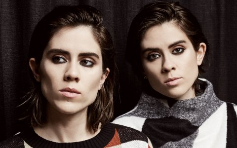 Tegan and Sara - Photo by Pamela Littky