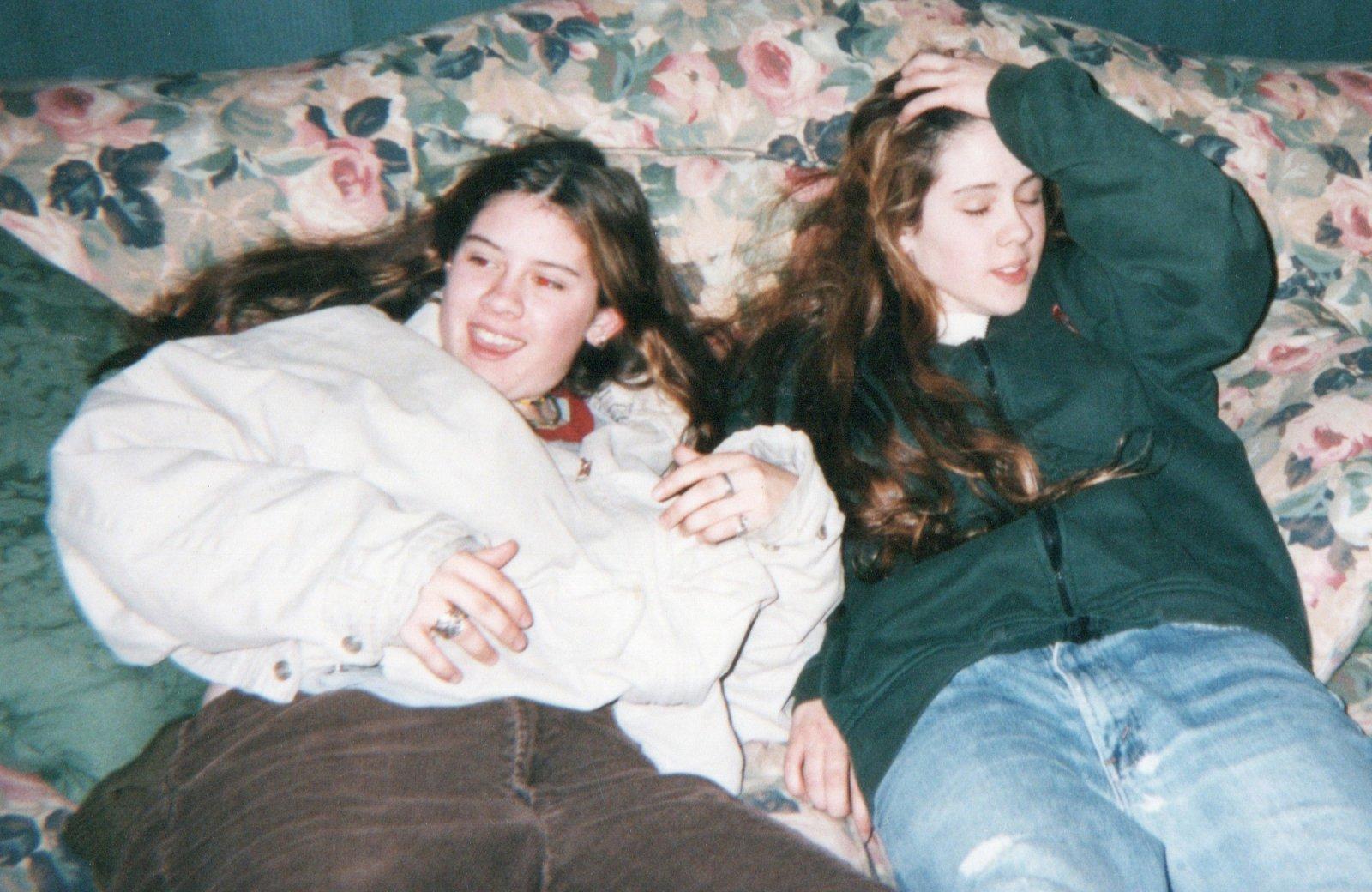 High school Tegan and Sara