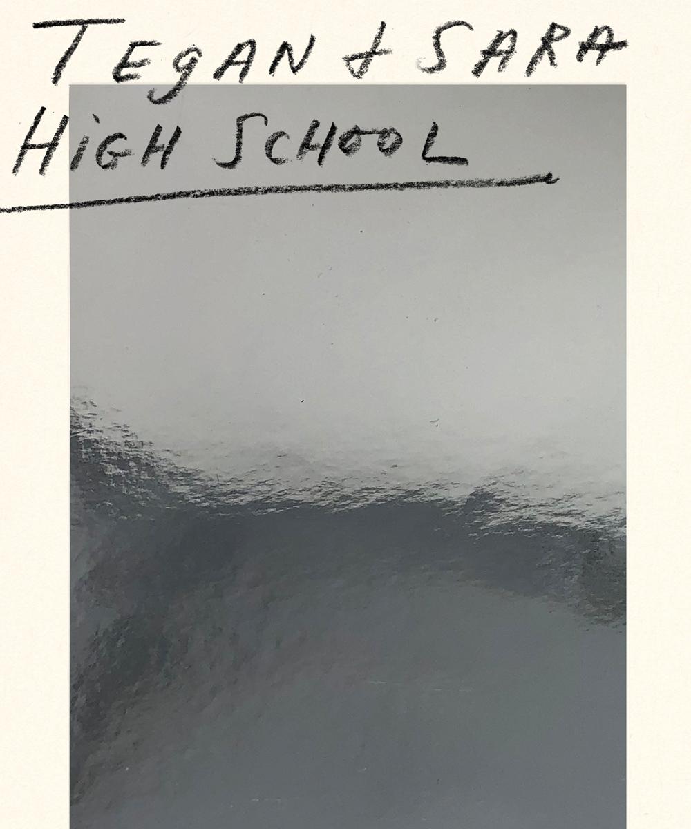 High School hardcover - USA version – flat