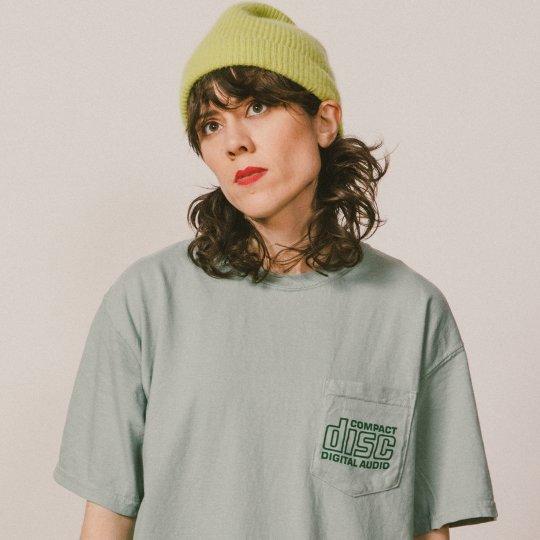Tegan and Sara shit fonts t-shirt