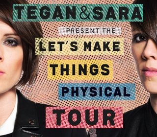 Let's Make Things Physical Tour – Fall Run