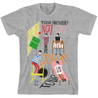 Not On Tour Tour Shirt!
