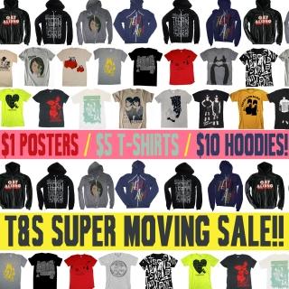 Super Moving Sale!